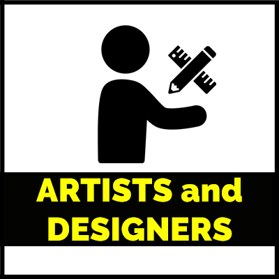 Artists and Designers