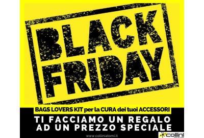 BLACK FRIDAY? BAGS LOVERS KIT ad un prezzo speciale per la pulizia dei tuoi accessori in pelle