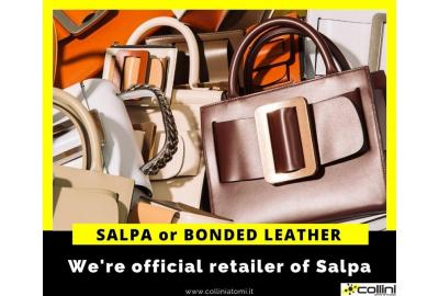 Collini atomi di Scarpa, an official retailer of bonded leather