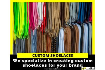 We realize customized shoes laces