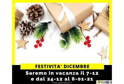 Festività Dicembre