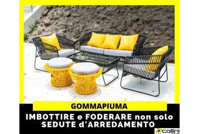 Gommapiuma, il materiale spugnoso con una storia lunga più di 90 anni