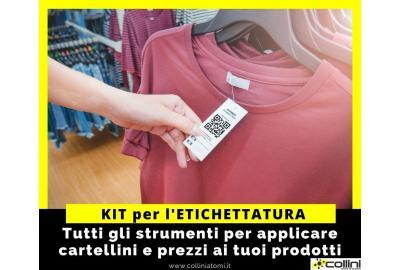 Kit per l'etichettatura