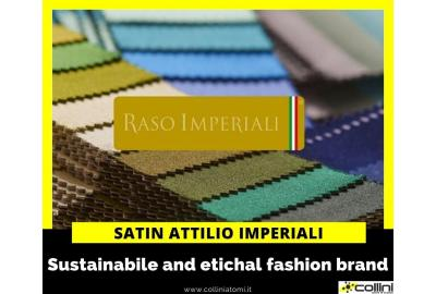 Tessitura Attilio Imperiali: a business based on sustainability