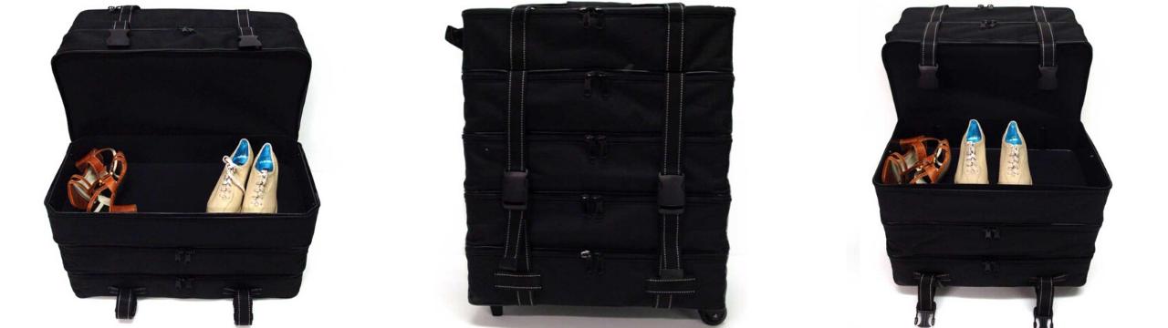 Borsoni e valigie
