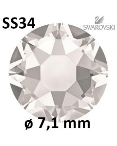 Swarovski-2078-XIRIUS-Rose-HotFix-SS34-diametro7-4-mm