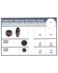 Punch for JEANS buttons