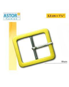 Fibbia ricoperta Astor ® mod. RHEIN 35 mm