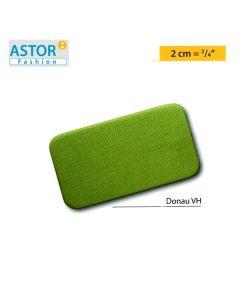 Fibbia ricoperta Astor ® mod. DONAU VH 20 mm