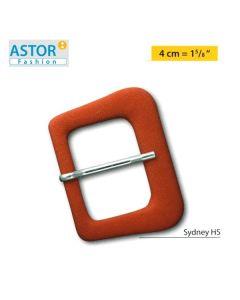 Fibbia ricoperta Astor ® mod. SYDNEY 40