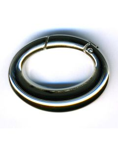 Moschettone ovale art. D/0780