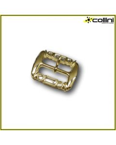 Double buckle with prong 35107 - 20 mm