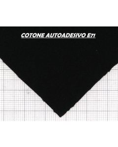 Self-adhesive cotton