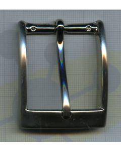 Mezza fibbia in ottone art. K/1093 con passo da 35 mm