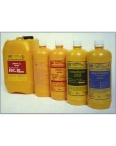 Colore trasparente CONCENTRATO BT Trasparente (bottiglia da 1 Kg)