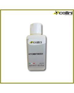 ATOMIFINISH - Fissativo LUCIDO per tinture pellami (250 ml)