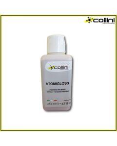 ATOMIGLOSS Fissativo Lucido per tintura bordi (250 ml)
