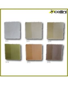 Colors of Metal net fabric