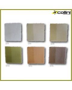 Cartella colori tulle metallizzato