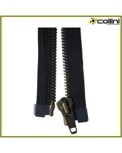 Divisible metal zipper (6 mm)
