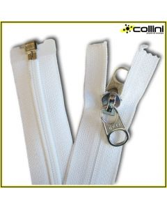 Divisible nylon hinges with double slider (H 8 mm - length 5 m)