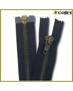 Cerniere divisibili in metallo (H 8 mm - lunghezza 85 cm)