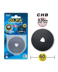 Lama OLFA ® Rotary ø 60 mm art. CHB-1