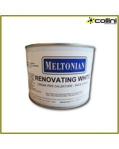 Crema bianca per calzature RENOVATING Meltonian (0,5 Kg)