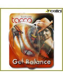 Cuscinetti Antiscivolo Gel Balance per Calzature (al paio)