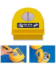 Portalame usate blade disposal case OLFA® DC-2