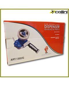 Dispenser per nastro da imballo art.1302-G