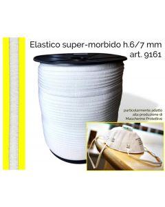 Elastico supermorbido per mascherine chirurgiche art. EL9161