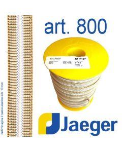 Elastico per fibbie art. 800 JEAGER (ns. cod. art. ELF)