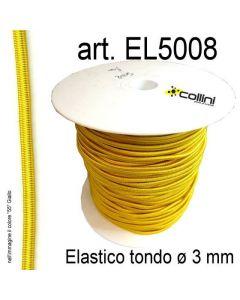 EL5008 d.3 mm in colore 55 Giallo