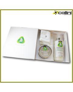 BAGS LOVERS KIT - Kit di prodotti per pulire, proteggere, nutrire borse, scarpe, cinture e articoli in pelle rifinita