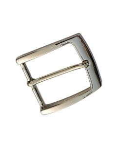 Buckle for belts in solid brass 40 mm wide pitch SB22