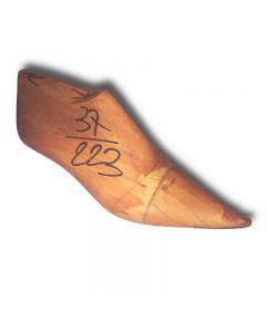 Forma in legno per calzature anni '90  (mod. 251549)