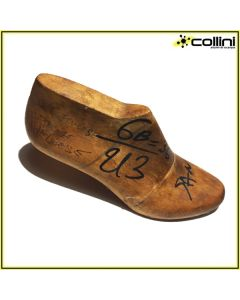 '90s wooden shoe last (art. 451526)