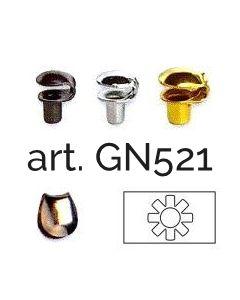 Ganci passalaccio in ferro art. GN521