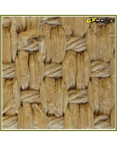 Tessuto rafia art L 5660 - colore cammello