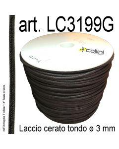 Waxed-cord