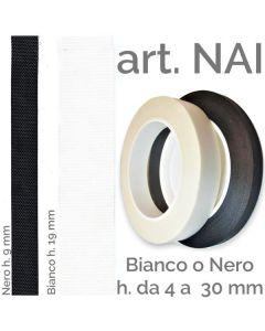 Nastro adesivo in nylon (rotolo 50 mt)