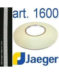 1600 JAEGER Nastro autoadesivo tagliato per rinforzo tomaia - in altezza 4 mm nelle immagini
