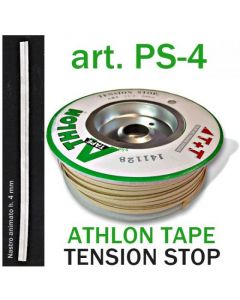 Tension stop ribbon PS4 4 mm wide