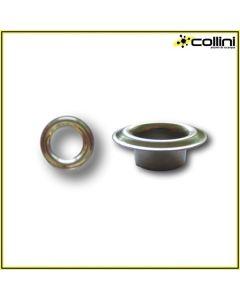Occhielli + Ranelle 8,5 mm in Inox Vela 31