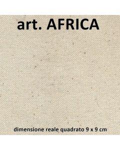 Tela termoadesiva in cotone pesante art. AFRICA h. 150 cm (al metro)