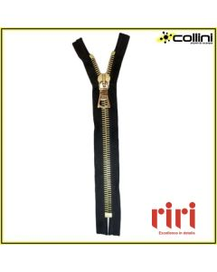 Zip in metallo RIRI art. M14 da 30 cm