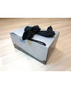 Calzini Sani Socks UOMO corti - colore Nero (scat. 40 pezzi)
