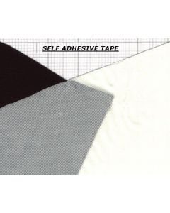 Self-adhesive long lasting tape