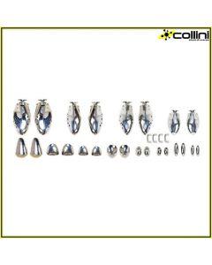 Serie di 8 forme con accessori per macchine allargascarpe
